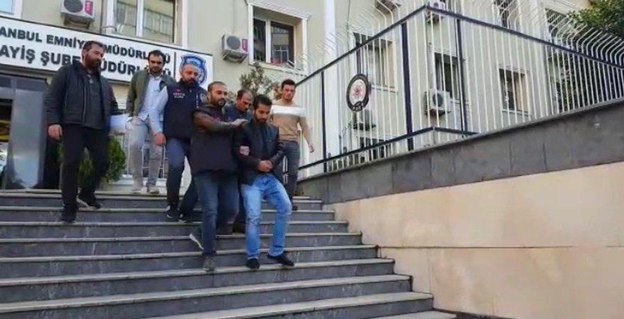 Bağcılar'da İranlı sahte polisler Libyalıları gasp etti