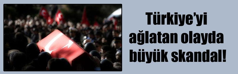 Türkiye'yi ağlatan olayda büyük skandal!