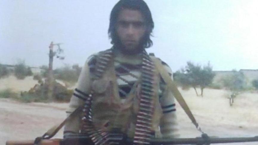 IŞİD'in infazcısı yakalandı