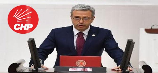 CHP'li Antmen: Adaletin 'kapanış töreni'ne gidenler Saray'a tuğla taşıyor!