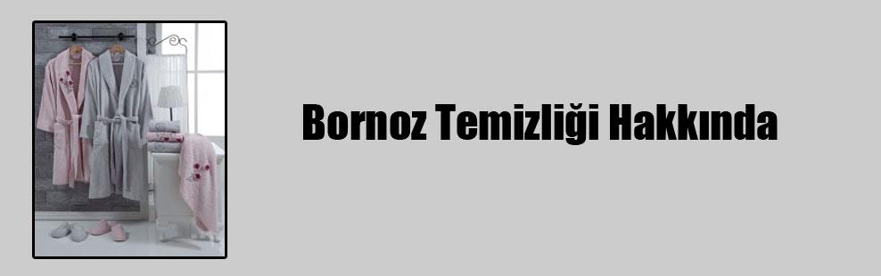 Bornoz Temizliği Hakkında