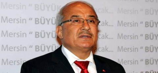 Mersin Büyükşehir Belediye Başkanı Kocamaz MHP'den istifa etti