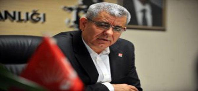 CHP Bursa İl Başkanı Hüseyin Akkuş istifa etti…