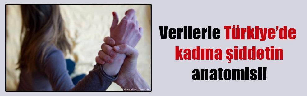 Verilerle Türkiye'de kadına şiddetin anatomisi!