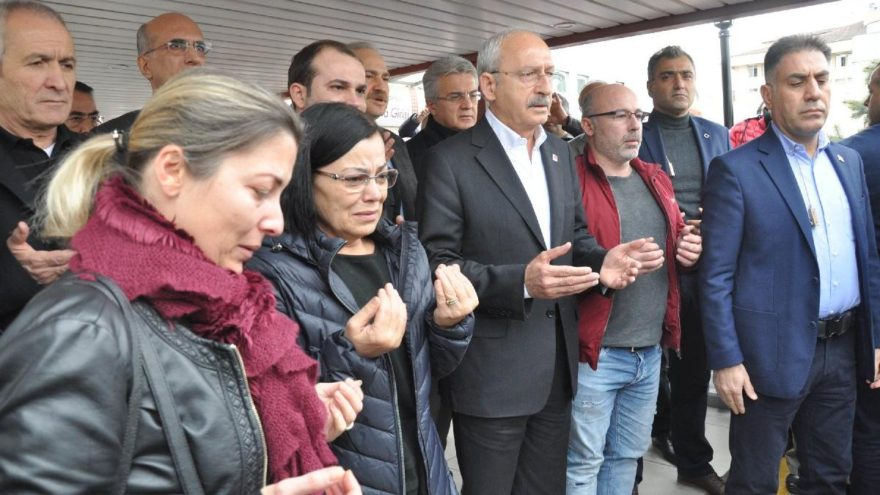 Kılıçdaroğlu'ndan Bircan ailesine taziye ziyareti