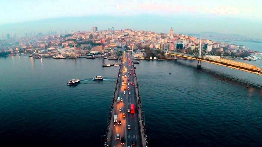 Unkapanı, Galata ve Haliç metro köprüleri trafiğe kapatılacak!