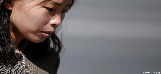 Kuzey Koreli kadınlar #MeToo diyemiyor