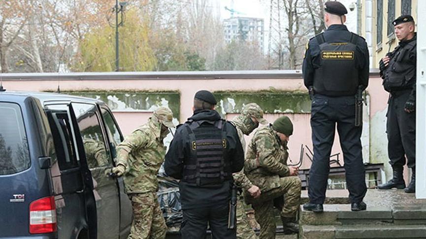 NATO'dan Rusya'ya çağrı! Serbest bırakın…