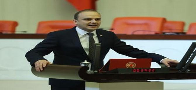 CHP'li Tığlı'dan Büyükşehir Belediyesi Kanunu'nda değişiklik yapılması için kanun teklifi