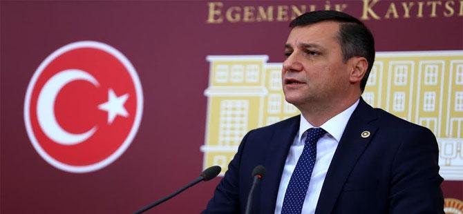 CHP'li Ceylan, Çanakkale'nin yollarını Ulaştırma Bakanı'na sordu!