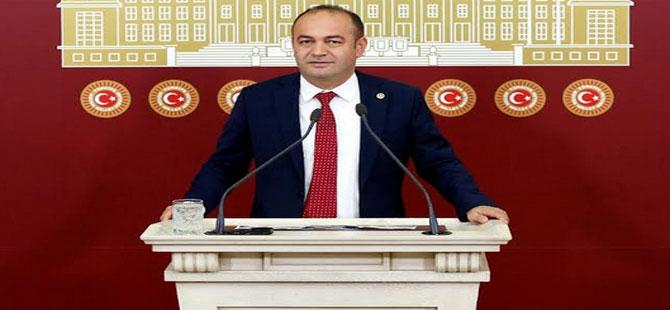 CHP'li Karabat, Dışişleri bütçesindeki artışa dikkat çekti!