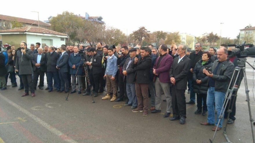 Konya'da çiftçiler sokağa çıktı!..