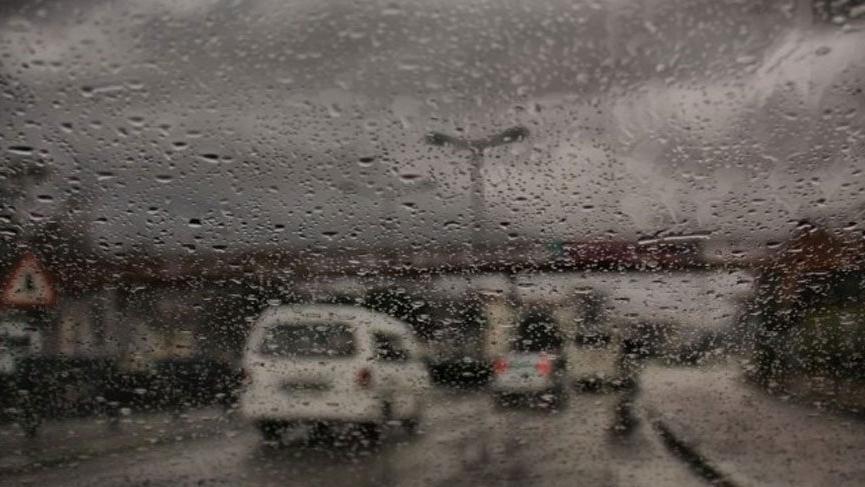 Meteoroloji'den birçok ile gök gürültülü sağanak yağış uyarısı