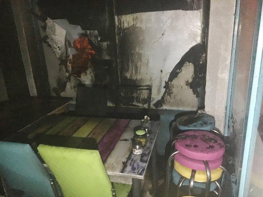 Sakarya'da ekipleri alarma geçiren ihbar! 'Yetişin burayı yakıyorlar'