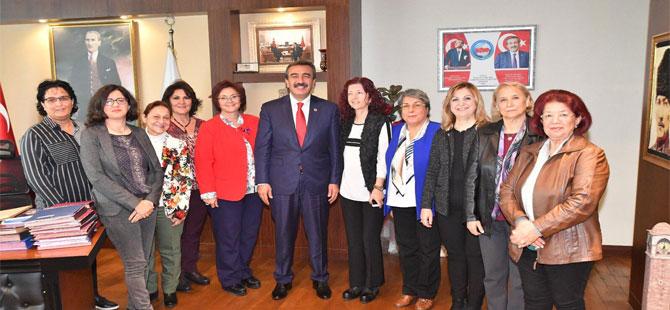 Çukurova Belediye Başkanı Çetin: Kadın dostu belediyeyiz