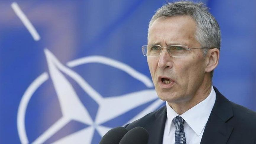 Stoltenberg: Avrupa Birliği'ni Türkiye koruyor