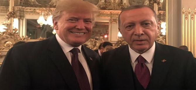 Trump: Erdoğan, Suriye'de IŞİD'den kalanı yok edeceğini söyledi