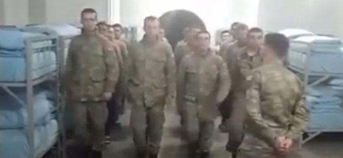 MHP'li adaya selam gönderen askerlere soruşturma!