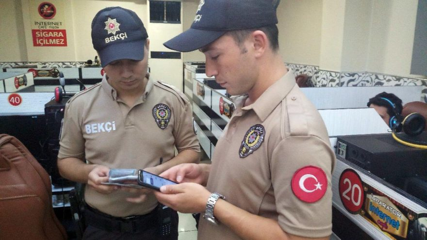 Polis Akademisi bekçilik sınav sonuçlarını açıkladı