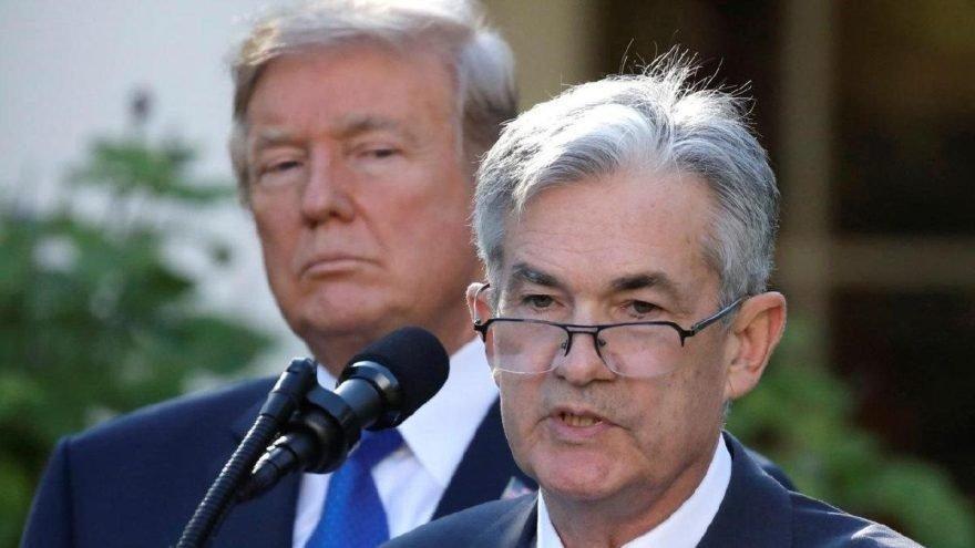 Büyük İddia: Trump, Fed Başkanı'nı görevden alacak