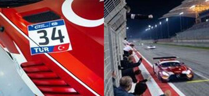 Türk ekibi Bahreyn'de ilk FIA GT Uluslar Kupası'nı kazandı