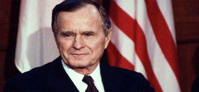 Eski ABD Başkanı George Bush hayatını kaybetti