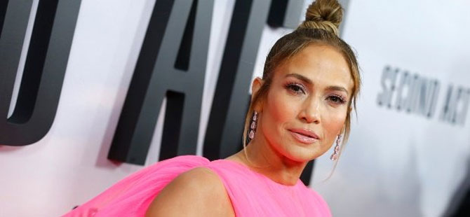 Jennifer Lopez'in karantina videosu tepki çekti