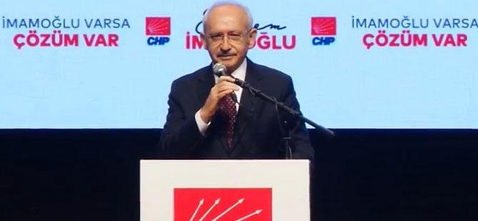 Kılıçdaroğlu'ndan 14 Şubat mesajı