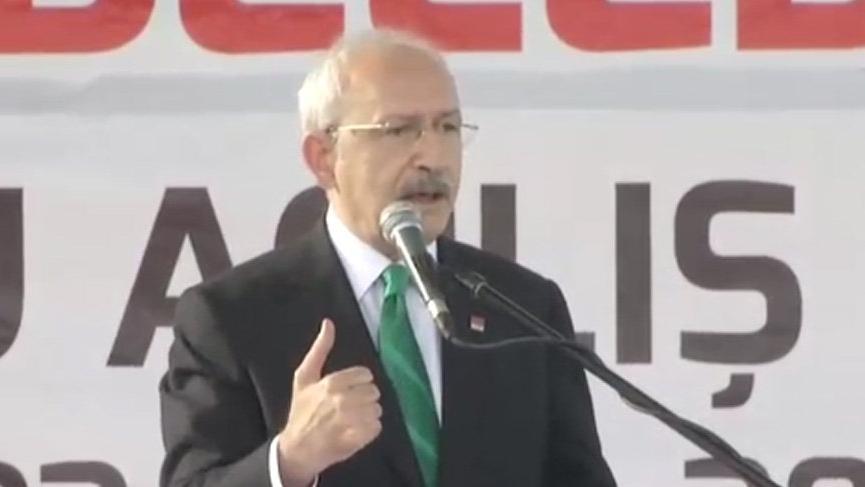 Kılıçdaroğlu İslam Eserleri Müzesi'nin açılışında konuştu