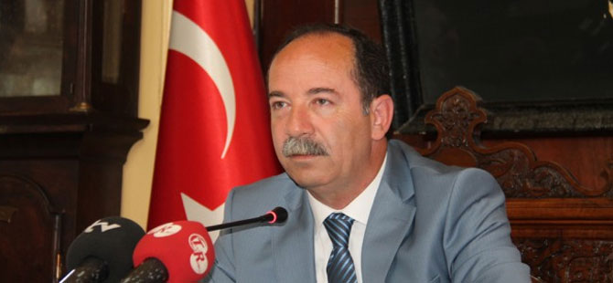 Edirne Belediye Başkanı CHP'li Gürkan'a hapis cezası!