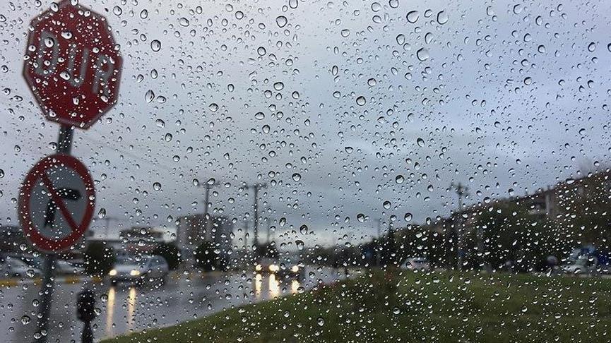 Türkiye'nin tamamı sağanak yağışlı