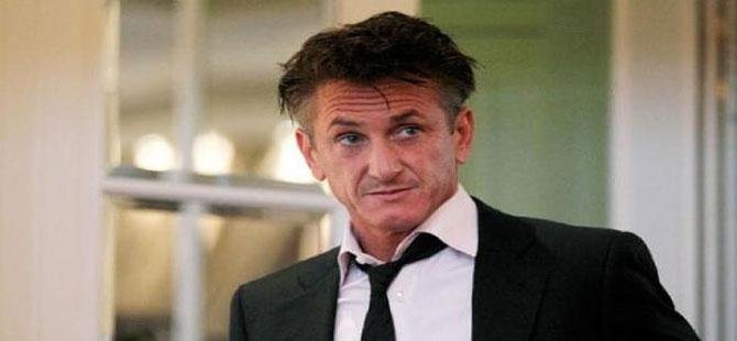 Ünlü oyuncu Sean Penn, Suudi Konsolosluğu'nda!