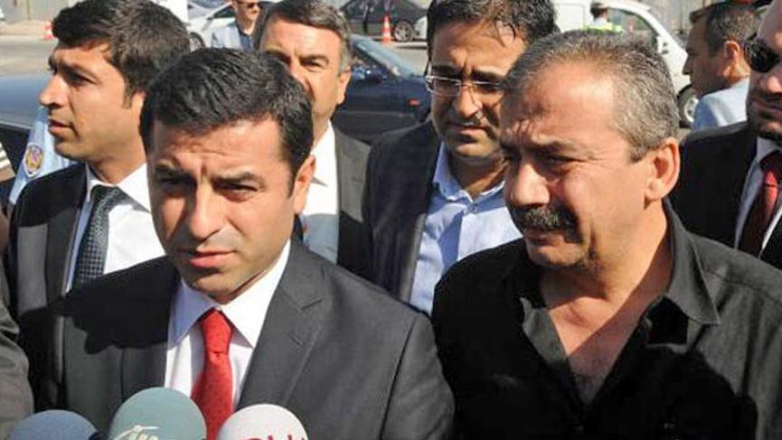 Selahattin Demirtaş ve Sırrı Süreyya Önder'in cezası onandı