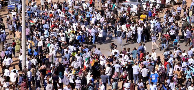 Sudan'daki 'ekmek protestoları'nın bilançosu: 19 ölü, 406 yaralı