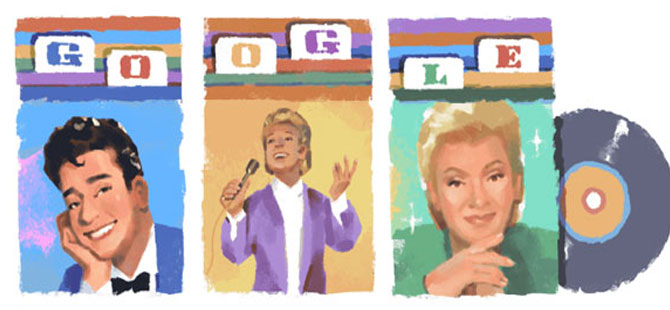 Google'dan Zeki Müren için özel Doodle