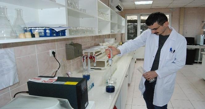 Trabzon'da toprakların yüzde 47,93'ü hafif asitli çıktı
