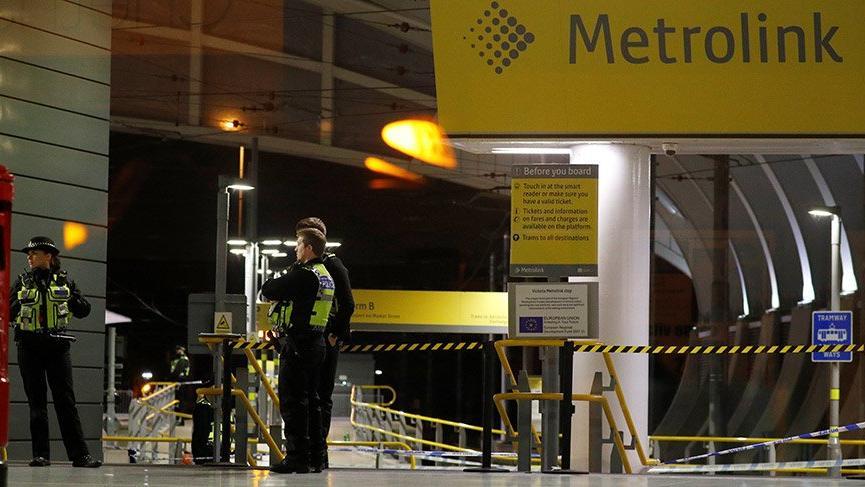 Manchester'daki saldırgan 'Allah' diye bağırmış