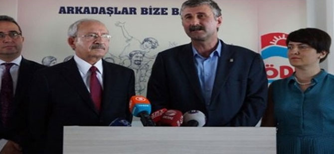 Alper Taş'tan 'CHP' sorusuna yanıt!