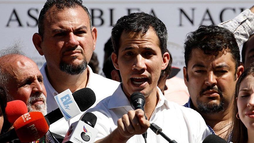 Venezuela'da muhalefete sert müdahale