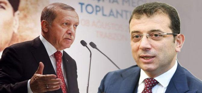 Erdoğan-İmamoğlu görüşmesi sona erdi!