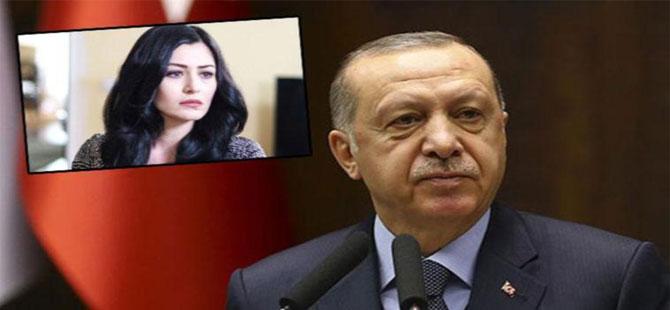 Erdoğan'dan Deniz Çakır'a sert sözler!