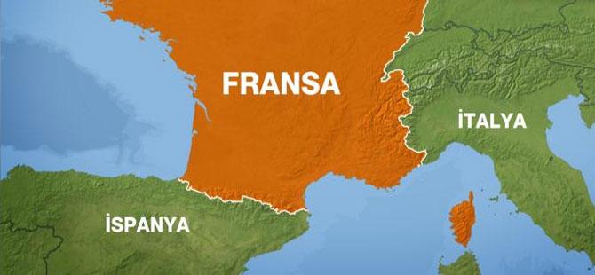 Fransa'da patlama! Yaralılar var