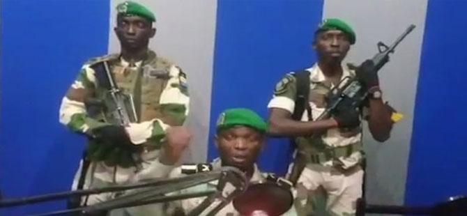 Gabon'da darbe girişimi: Hükümet darbenin engellendiğini söylüyor
