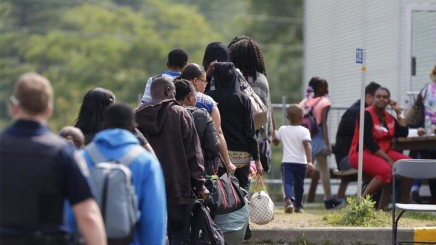 Almanya'dan göçmen kararı