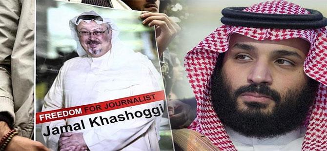 Suudi Veliaht Prens ile ilgili flaş Kaşıkçı iddiası!