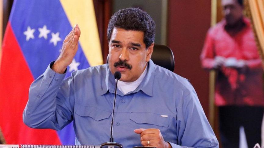 Venezuela lideri Maduro'nun Peru'ya girişi yasaklandı