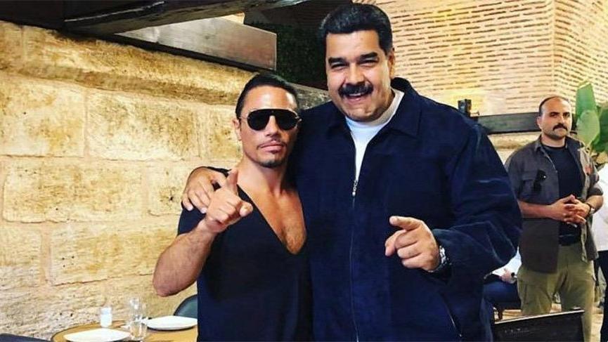 ABD'ye kaçan Venezuelalı hakim Maduro hakkındaki belgeleri açıklayacak
