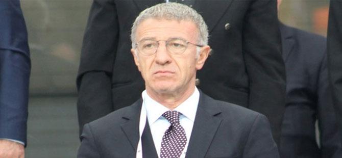Ahmet Ağaoğlu: Trabzonspor'un borcu son 19 yılda ilk kez azaldı