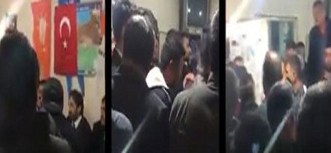 Konya'da köylüler ile AKP'liler arasında kavga çıktı!