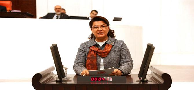 CHP'li Şahin: Birleşmiş Milletler kalkınma hedefleri sonuç raporları neden kamuyou ile paylaşılmıyor?